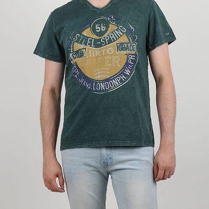 Tričko Pepe Jeans OWENS Béžová