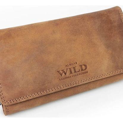ALWAYS WILD Dámská peněženka se zapínáním