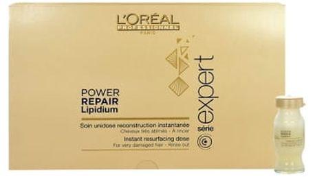 L´Oréal Professionnel Série Expert Absolut Repair Lipidum Power Repair 30x10 ml olej a sérum na vlasy pro ženy