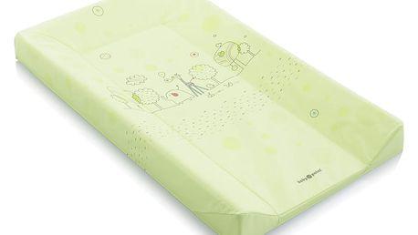 BABYPOINT Přebalovací podložka A3, zelená