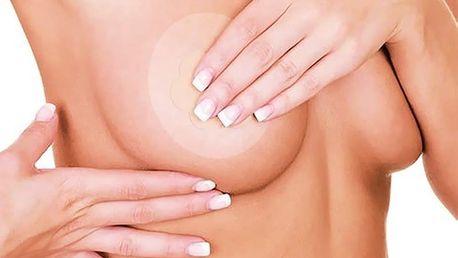 FIT x SLIM Diskrétní samolepky na prsa