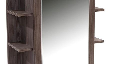 Skříňka se zrcadlem demo, 65/71,4/23 cm