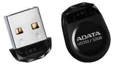 ADATA UD310 32GB, černá - AUD310-32G-RBK
