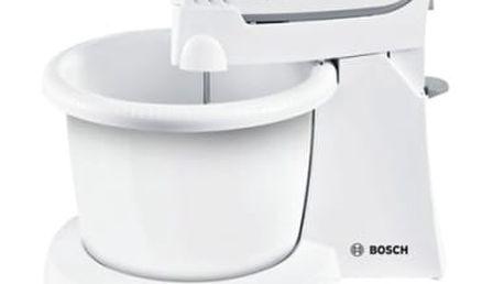 Ruční šlehač s mísou Bosch MFQ36460 bílý