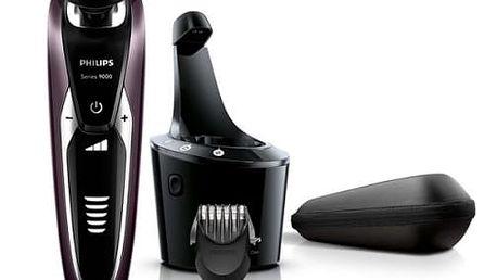 Holicí strojek Philips Series 9000 S9521/31 černý