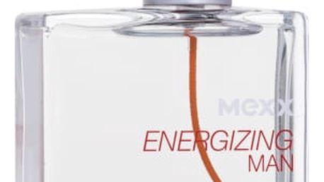 Mexx Energizing Man 50 ml toaletní voda pro muže