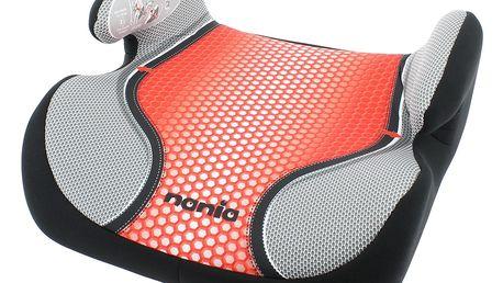 NANIA Topo Comfort Pop (15-36 kg) Autosedačka – Red