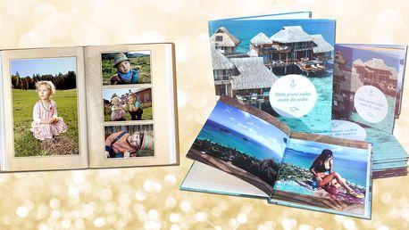 Fotoknihy z dovolené