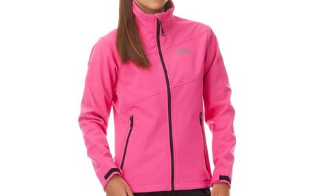 Bunda NordBlanc Softshell NBWSL5346 Cerium pink glow M