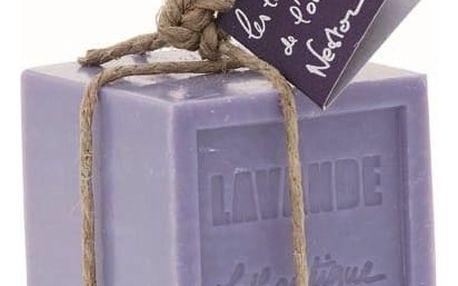Lothantique Lothantique mýdlo levandule 300g, fialová barva