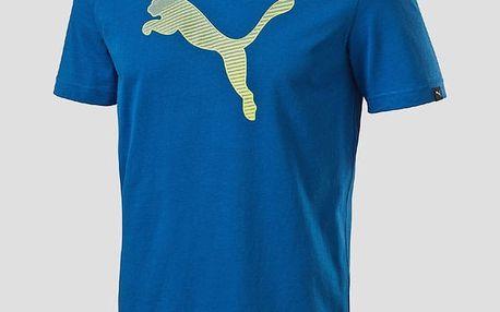 Tričko Puma Hero Tee Royal Modrá