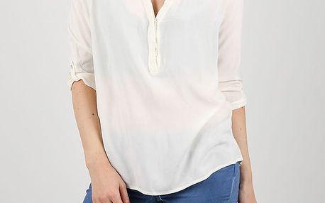 Košile Alcott SERAFINO SHIRT Bílá