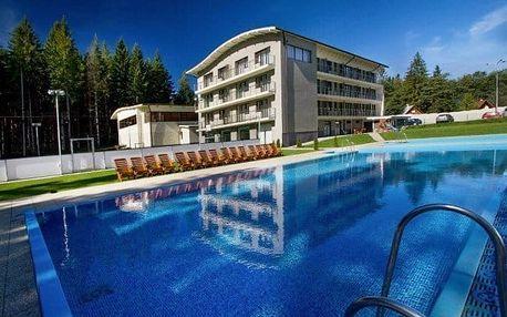 Orava v hotelu Altis s wellness a bruslením