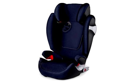 Autosedačka Cybex Solution M-fix 2017, 15-36kg, Midnight Blue + Doprava zdarma