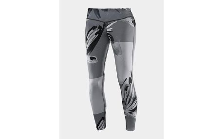Legíny Salomon ELEVATE LONG TIGHT W Quiet Shad/BK/Forge Šedá