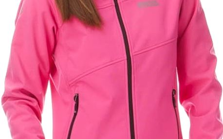 Bunda NordBlanc Softshell NBWSL5346 Cerium pink glow L