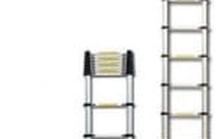G21 Teleskopický žebřík hliníkový GA-TZ11-3,2M