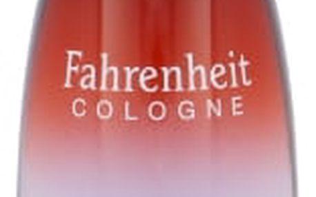Christian Dior Fahrenheit Cologne 125 ml kolínská voda pro muže