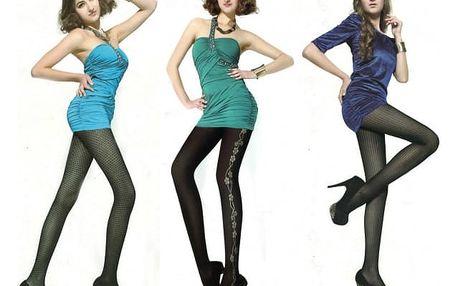 Dámské punčochové kalhoty Fashion Charm - VÝPRODEJ!