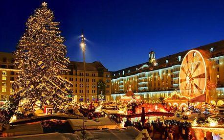 Celodenní zájezd pro 1 za nákupy v Primarku v Drážďanech i s prohlídkou města