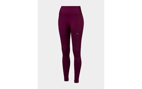 Legíny Puma The ZONE Leggings W Magenta Purple Červená