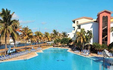 Kuba - La Habana (Havana) na 12 dní, all inclusive s dopravou letecky z Prahy