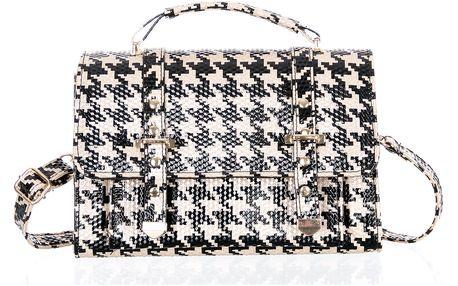 Fashion Icon Dámská kabelka Stella McStyle lakovaná kufr