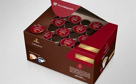TCHIBO Cafissimo Espresso intense aroma BOX 96 kapslí