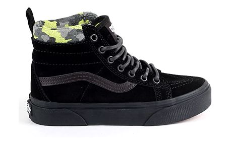 Boty Vans K Sk8-Hi Mte (Mte) Black/Lim Černá