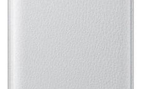 Pouzdro na mobil flipové Samsung pro Galaxy A3 2016 (EF-WA310P) (EF-WA310PWEGWW) bílé