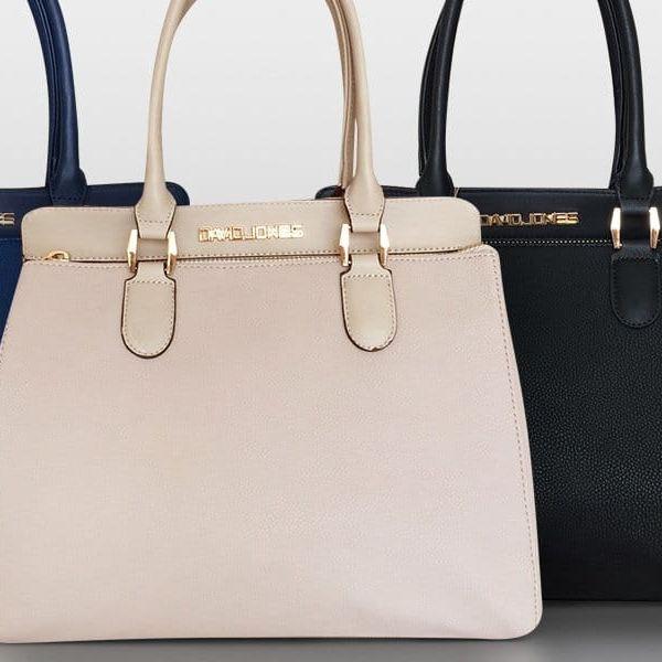 Elegantní kabelky David Jones s ramenním popruhem