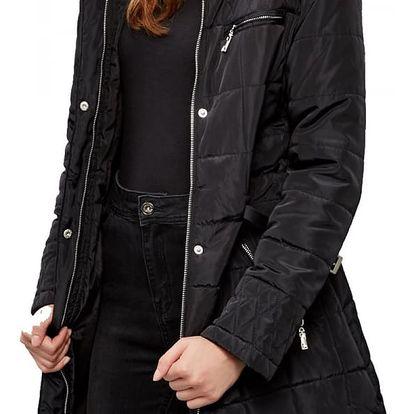 Kabát Moodo Z-KU-2112 black S