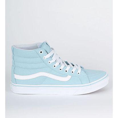 Boty Vans Ua Sk8-Hi Slim Crystal Blue Modrá