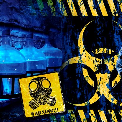 Hrozba intoxikace: napínavá úniková hra