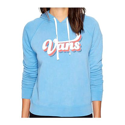Mikina Vans Newhouse Hoodie cendre blue L