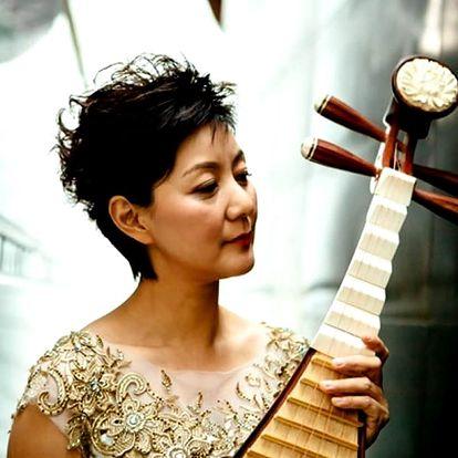Vstupenka na koncert čínského orchestru Shenzhen Symphony Orchestra v Obecním Domě v Praze.
