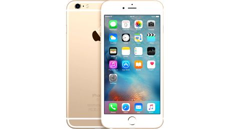 Apple iPhone 6s Plus 32GB, zlatá - MN2X2CN/A
