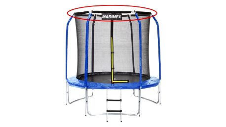 Marimex Kovová obruč pro trampolínu Marimex 305 cm - 19000607