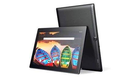Dotykový tablet Lenovo TAB3 10 Business (ZA0X0017CZ) černý + Doprava zdarma