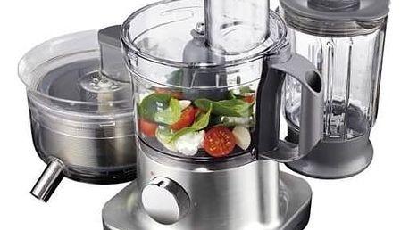 Kuchyňský robot Kenwood MultiPro FPM270 stříbrný + Doprava zdarma