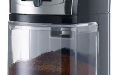 Kávomlýnek Severin KM 3874 černý/nerez