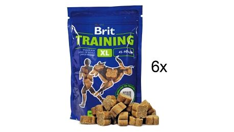 Pochoutka Brit Premium Training Snack XL 6 x 500g