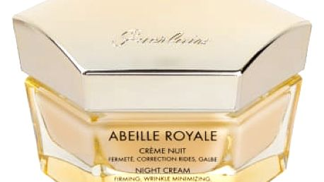 Guerlain Abeille Royale 50 ml noční pleťový krém tester proti vráskám pro ženy