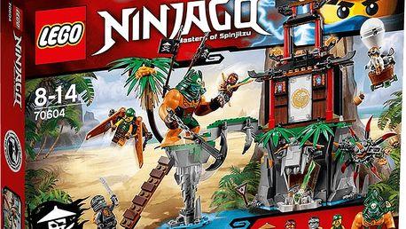 LEGO® Ninjago 70604 Ostrov Tygří vdova