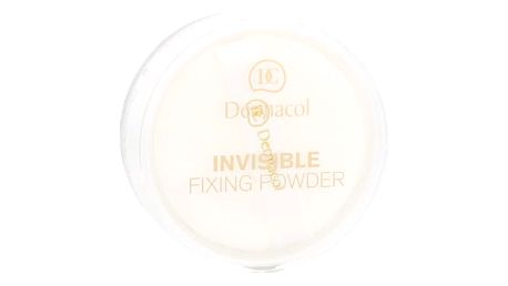 Dermacol Invisible Fixing Powder 13 g pudr pro ženy White