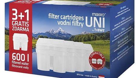 Filtr na vodu Maxxo 3+1 ks