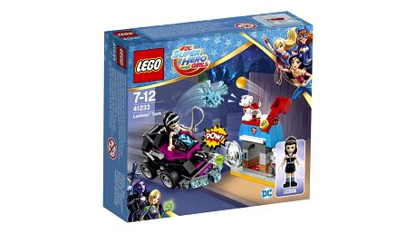 LEGO® DC Super Hero 41233 Girls Lashina™ a vozidlo do akce