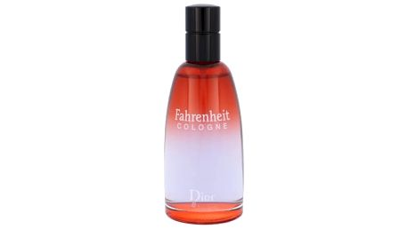 Christian Dior Fahrenheit Cologne 75 ml kolínská voda pro muže