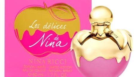 Nina Ricci Les Delices de Nina 75 ml toaletní voda tester pro ženy