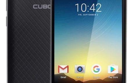 Mobilní telefon CUBOT Manito (MTOSCTMANI050) černý